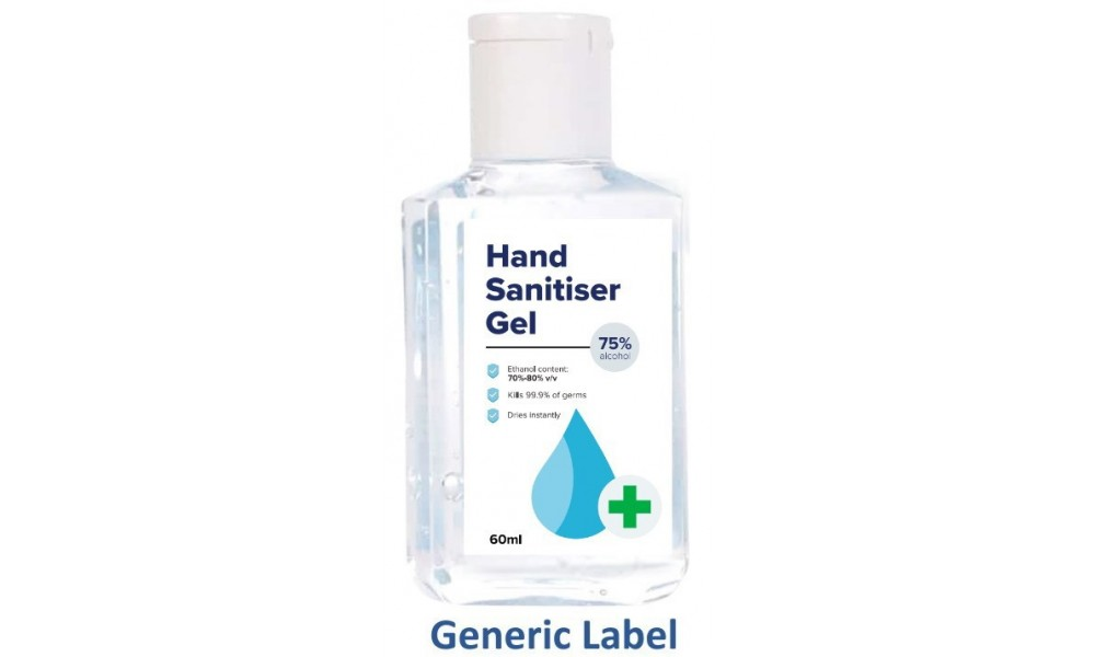 Hand Sanitiser 60ml