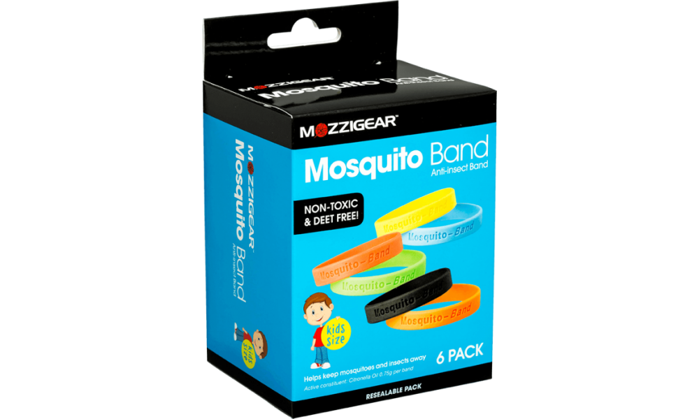 Mosquito Bands - Kids