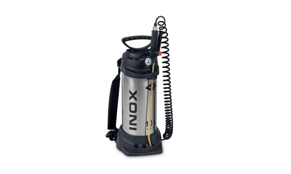 Mesto INOX Compression Sprayer 10 Litre