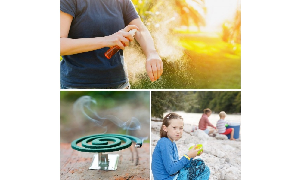 Mosquito Family Camping Pack Applications