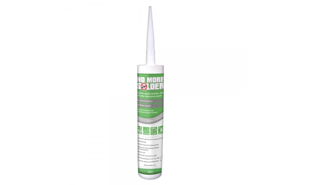 No More Solder Termite Proof Silicon