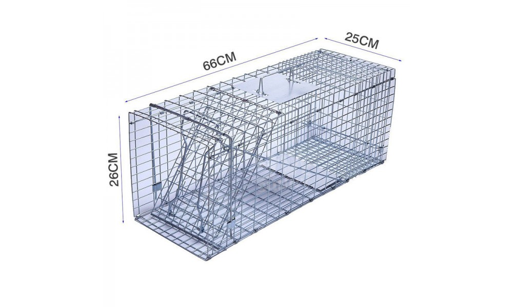 Humane Rabbit Cage Trap Get Rid Of Rabbits Buy Online
