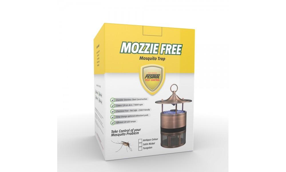 Pestrol Mozzie Free