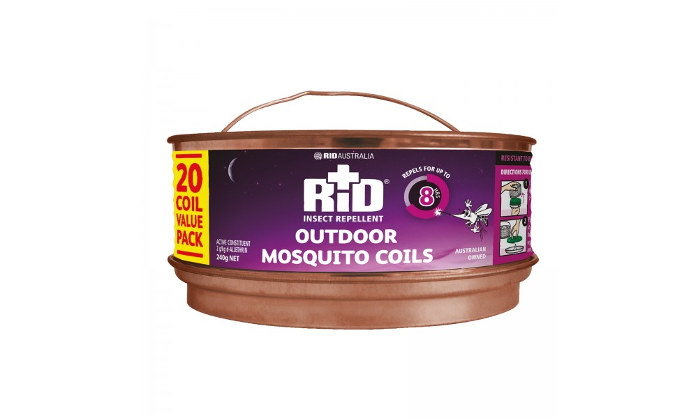 Rid Mosquito Coils