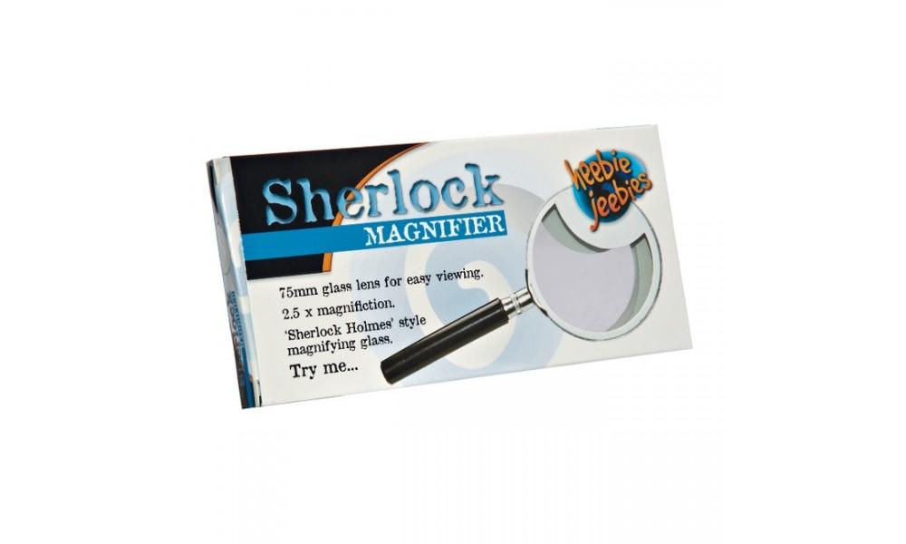 Sherlock Magnifiying Glass