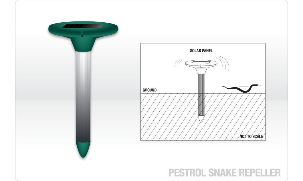Pestrol Snake Away