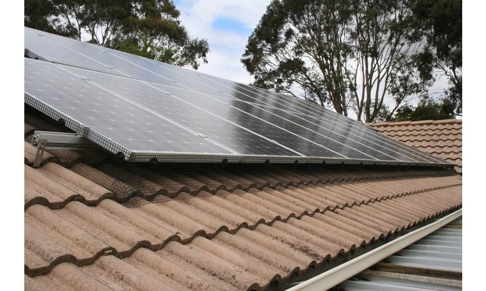 Solar Panel Bird Mesh Kit