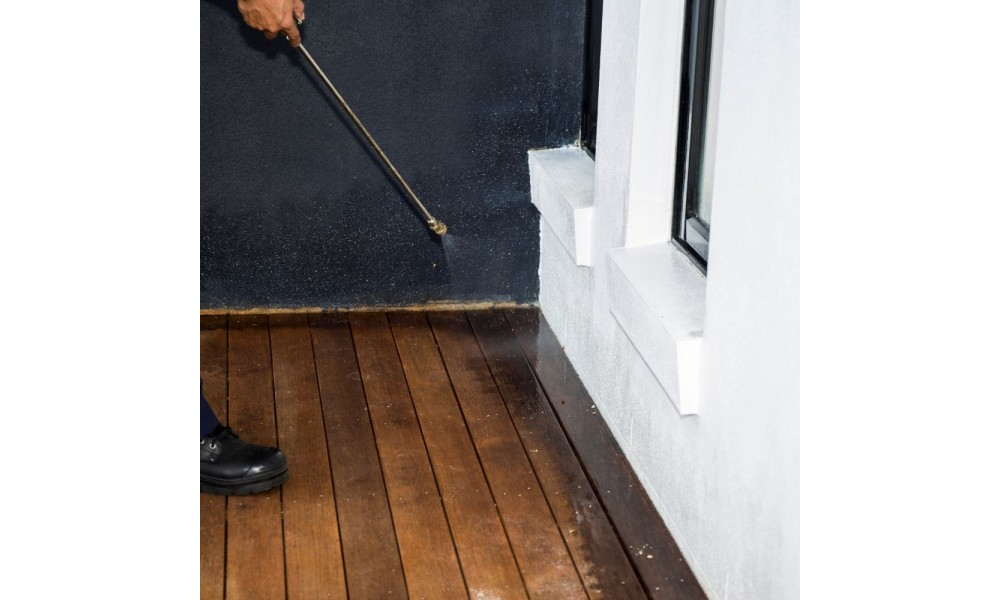 Delforce Insecticide Spraying Exterior