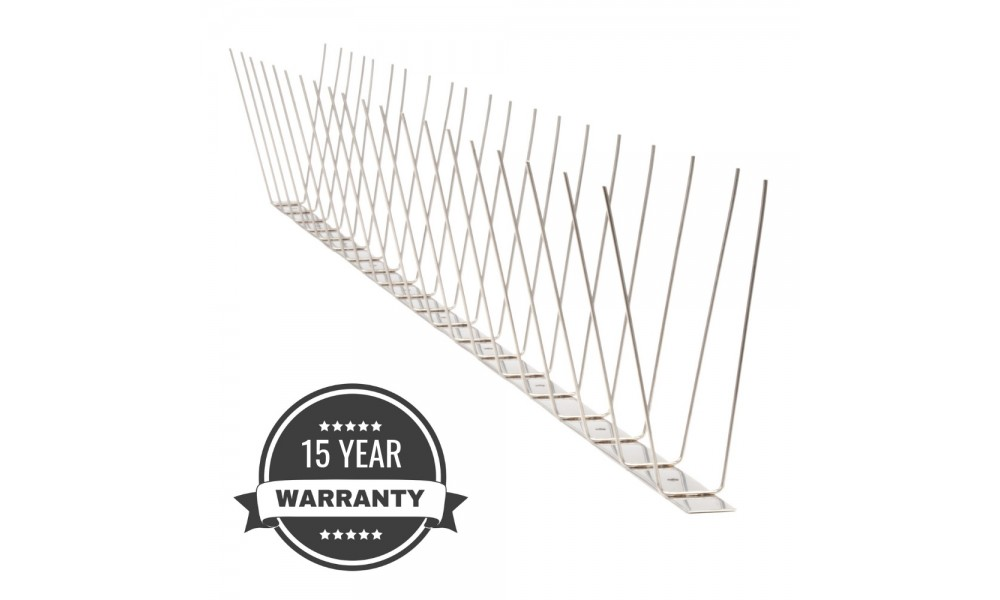 Stainless Steel Bird Spikes - Narrow