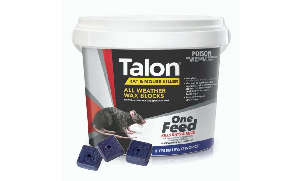 Talon Wax Blocks