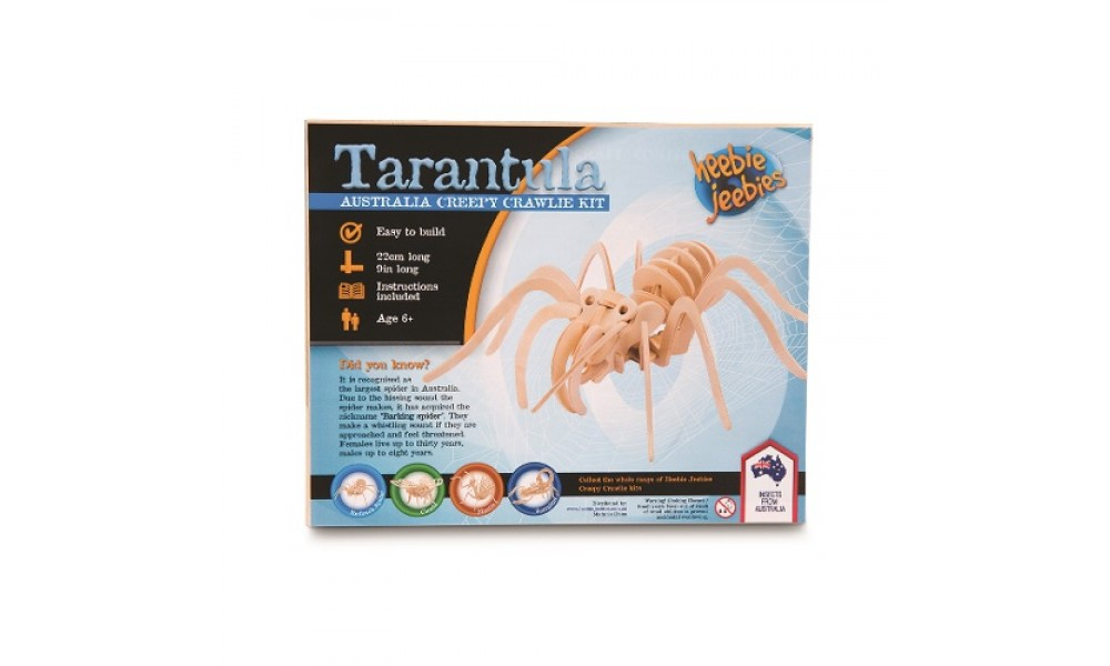 Tarantula Spider Kit
