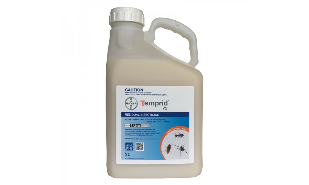 Temprid 75 Insecticide 5 litre