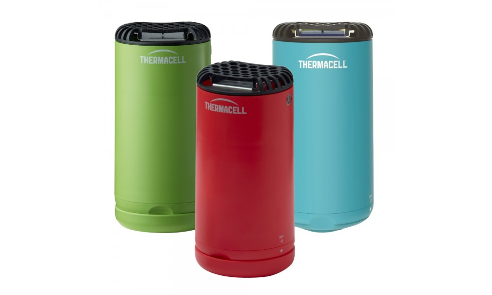 Thermacell Mini Halo Insect Repeller Blue