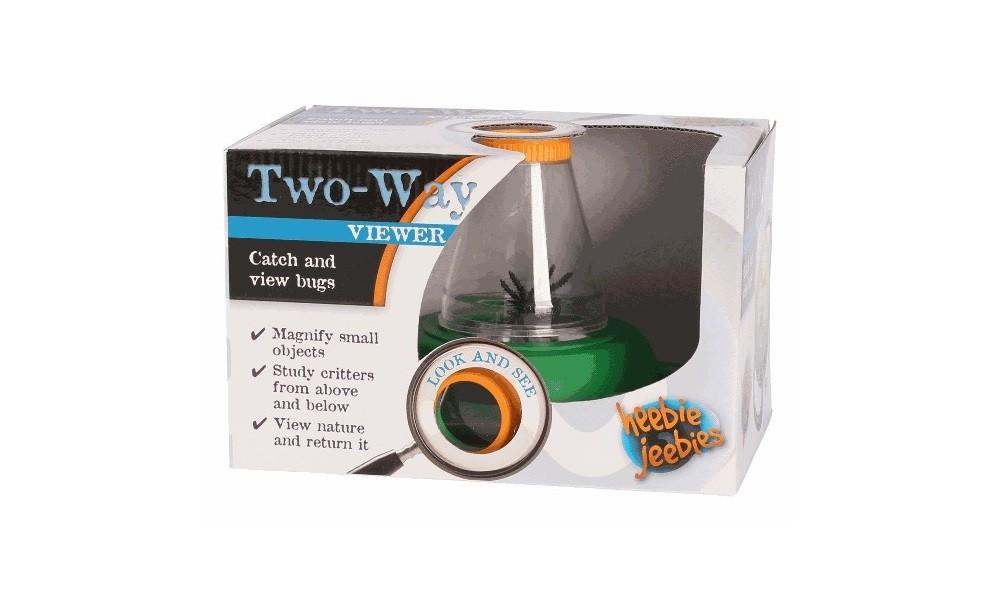 Two Way Bug Viewer