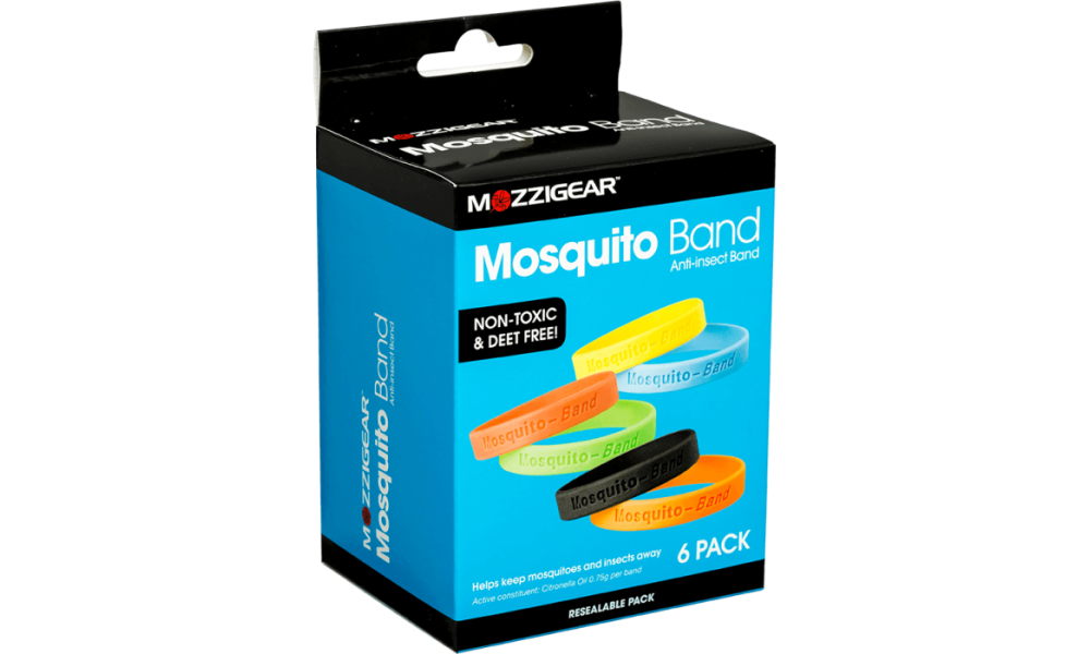 Mosquito Bands - Adult