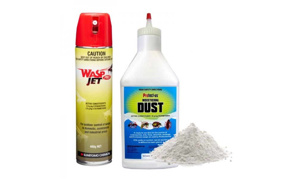 Wasp Control Kit
