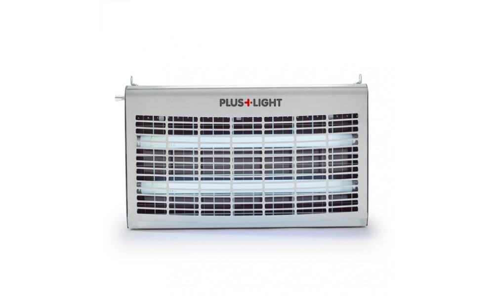 Plus Light - 60W Stainless