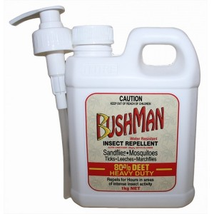 Bushman Heavy Duty Gel Pump Pack
