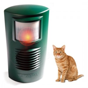 Cat Watch Ultrasonic Deterrent