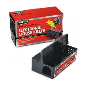 Pest-Stop Electronic Mouse Killer