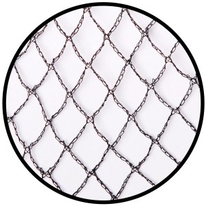 Bird Netting - Fruit Tree - BLACK