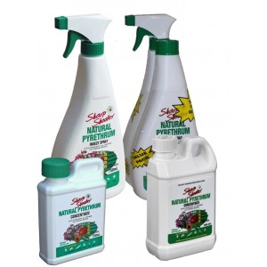 Sharp Shooter Natural Pyrethrum Insect Spray