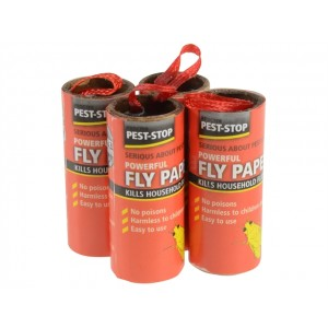 Pest-Stop Fly Papers