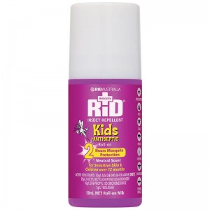 RID Kids Antiseptic Roll On