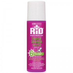 RID Tropical Strength + Antiseptic Roll On
