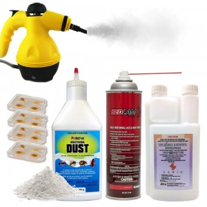 Bed Bug Control Kit - Deluxe
