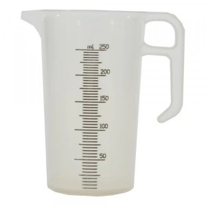 Chemical Measuring Jug 250ml