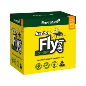 Envirosafe Fly Trap Refills - Jumbo (x18)