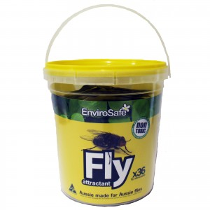 Envirosafe Fly Trap Refills - 36 Pack