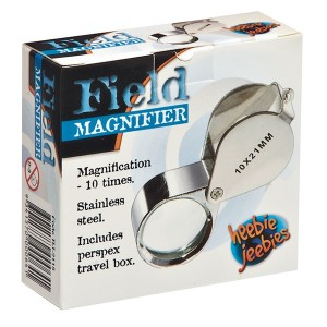 Field Magnifier Pocket Lens