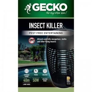 Gecko Bug Zapper - 50W