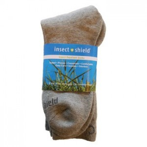 Insect Shield Socks - 2 Pairs