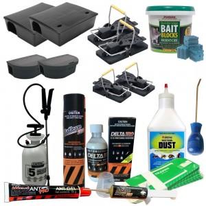 Mega Pest Control Pack - Basic