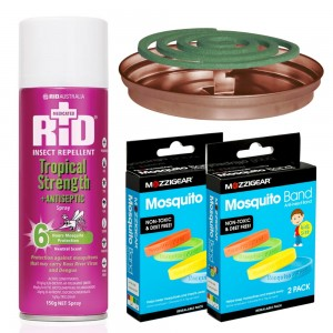 Mosquito Family Camping Pack – Basic