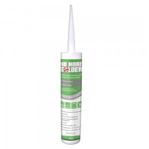 No More Solder Termite Proof Silicone