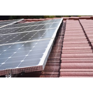 Solar Panel Bird Mesh - 10m Extension Kit