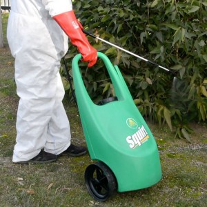 Squirt 12V Trolley Sprayer