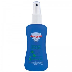 Aerogard Tropical Strength Pump Spray
