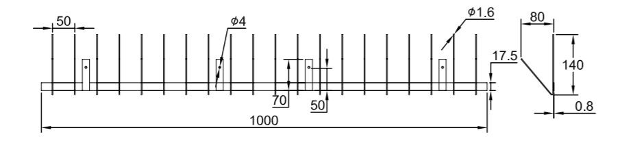 Gutter Spike Specifications