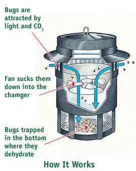 Pestrol Mosquito Trap